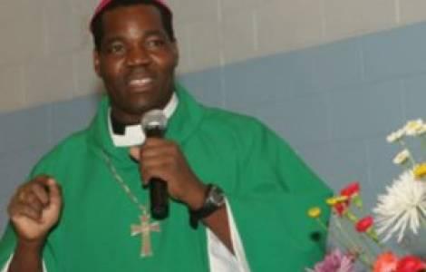 南スーダンのトムブラ・ヤンビオ司教であるバラニ・エドゥアルド・ヒルボロ・クッサラ氏(写真:フィデス通信)