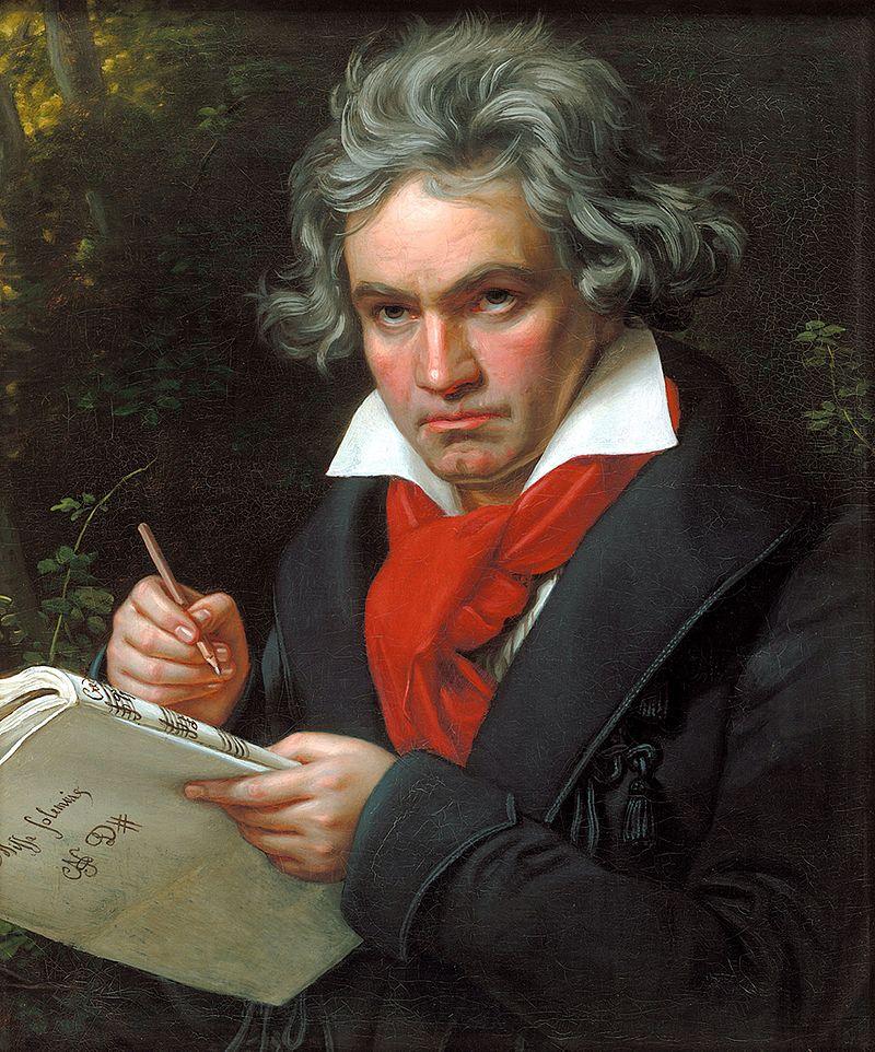 ルートヴィヒ・ヴァン・ベートーヴェン(1770~1827)