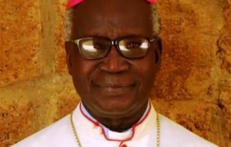 南スーダンのエクアトリア地方にあるイェイのエルコラノ・ロドゥ・トムベ司教