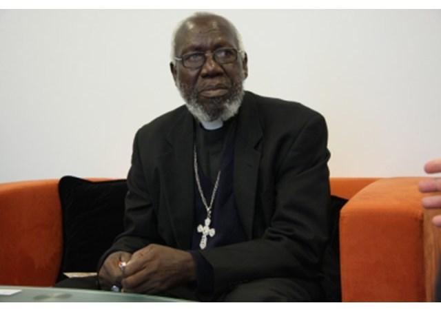 パリデ・タバン名誉司教(写真:Vatican Radio)