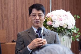 「進化の反対は創造ではなく聖書」イ・ジェマン氏が講演 日韓ラブクリエーションセミナー