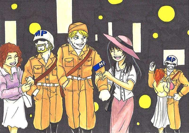 ボランティア100年やってます―救世軍もつらいよ―(24)戦後の女性保護