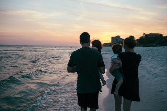 家族との時間をキリストを中心にして過ごすための5つのポイント