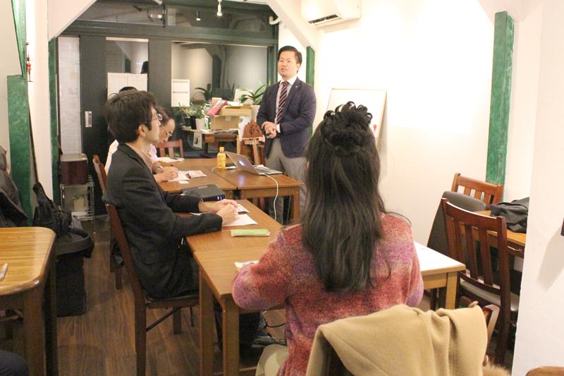 ビジネスに焦点を当てたクリスチャンのための連続セミナー「ビジネスマップ戦略セミナー」開催