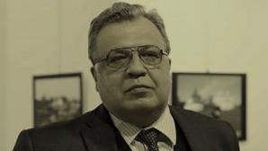 暗殺されたロシアのアンドレイ・カルロフ駐トルコ大使(写真:ロシア正教会)<br />