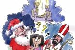 サンタクロースなどの世俗のクリスマス文化は危険 リック・ウォレン牧師が警告