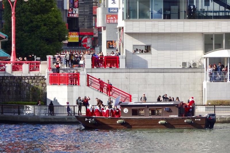 東京の川に響くクリスマスの喜び 水上キャロリング「クリスマスキャロリング・オン・ザ・ボート」開催