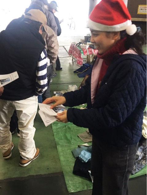 コプト正教会が大阪西成で炊き出しボランティア(1)