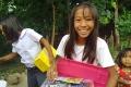 思いとプレゼントの込められたシューボックス 1万3718箱が日本からフィリピンの子どもたちへ