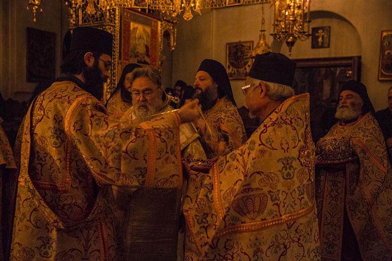 聖山アトス巡礼紀行―アトスの修道士と祈り―(19)アトスの降誕祭2:今日、この時 中西裕人