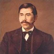 新島襄(じょう)(1843~90)