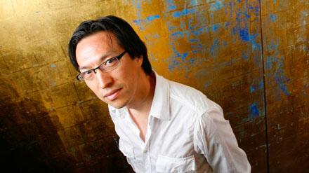 日本画家フジムラ・マコト氏