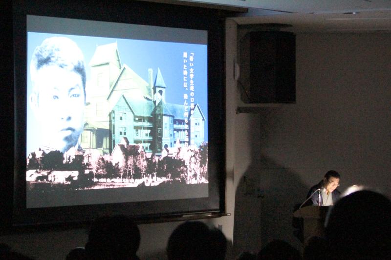 明治学院大 先輩・藤村を知ろう!「島崎藤村を語る~人・作品・世界~」を開催 日本ペンクラブ企画協力