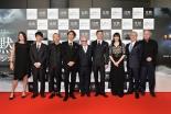 スコセッシ監督「この映画の礎は日本人キャスト」 映画「沈黙」ジャパンプレミアでキャスト舞台あいさつ