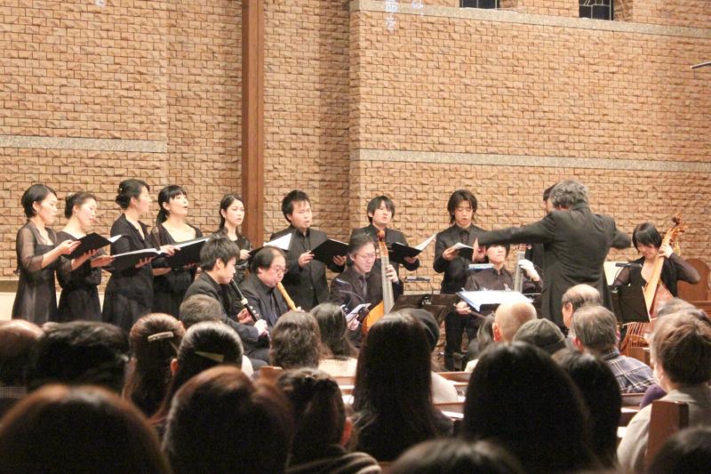 バッハの音楽に込められた深い思いを聴く ルーテル東京教会でアフェッティ・ムジカーリ第4回演奏会