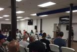 刑務所伝道シリーズ米国編:受刑者「キリストは生きている」進藤龍也牧師、米国の仮釈放施設を訪問