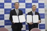 関西学院大、淀川キリスト教病院と包括連携協定 大阪梅田キャンパスで調印式