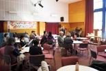 地域に開放された教会を目指して キリスト聖協団清瀬グレースチャペルで「ファイブべるカフェ」がスタート