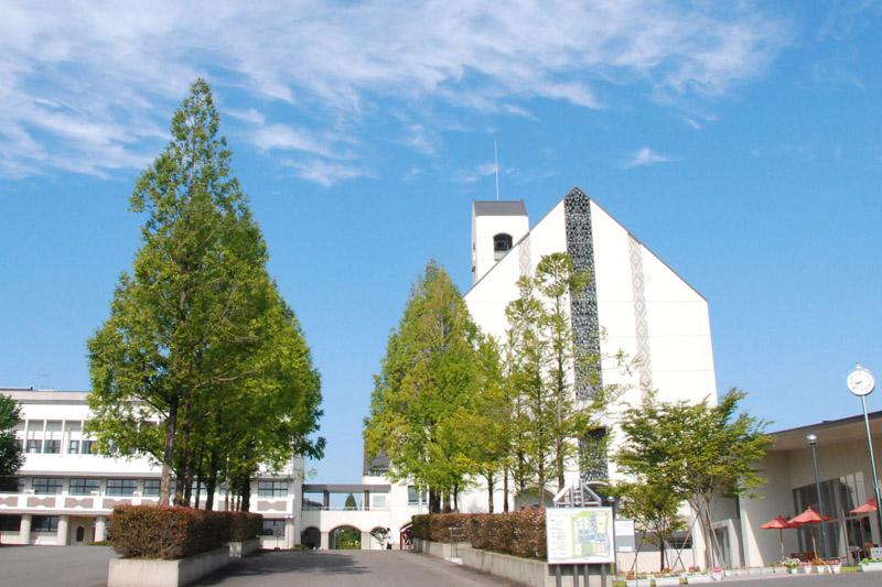 羽田福祉賞を募集する中部学院大学(写真:同大提供)