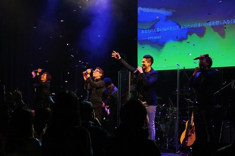 THE CALLING×ライブチャーチワーシップ、賛美ツアー開催中 この夏には台湾最大級の「讃美祭」日本初上陸!