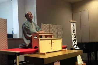 この人に聞く(23)「笑いを通じて福音を伝えていきたい」アマチュア福音落語家 ゴスペル亭パウロさん