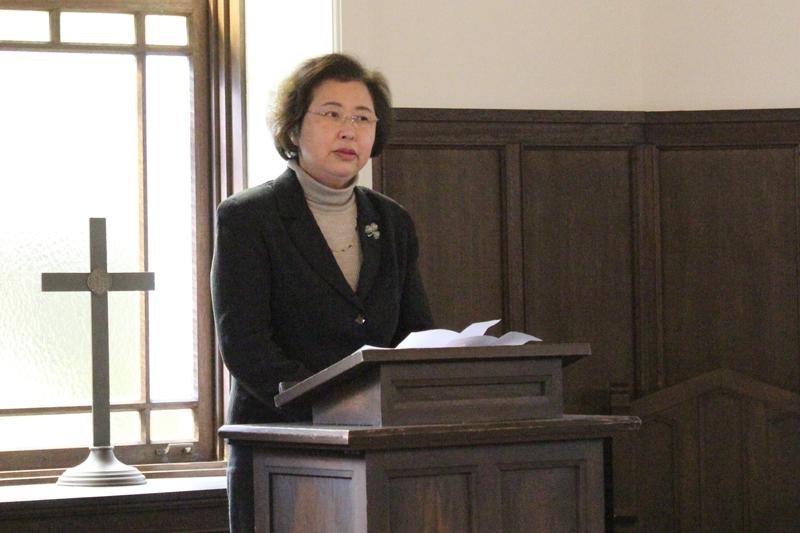 日韓キリスト教大学が向かうべき道とは? キリスト教学校教育同盟関東地区大学部会研究集会開催