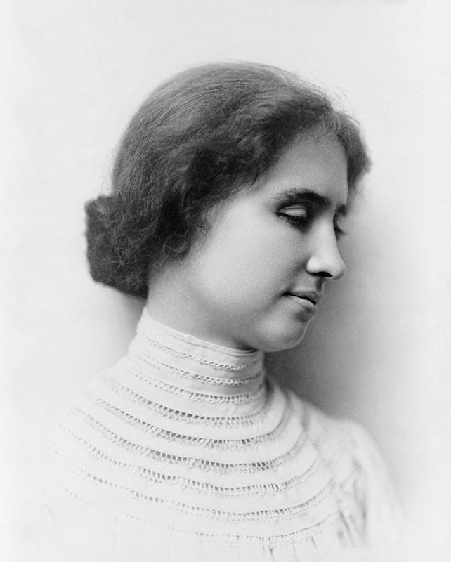 ヘレン・ケラー(1880~1968)
