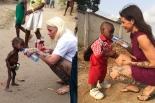 両親に捨てられた男の子、宣教師の思いやりが救う 1年で驚くべき回復