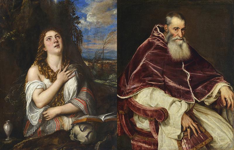 聖書のエピソードなどが色彩豊かに 「ティツィアーノとヴェネツィア派展」東京都美術館で開催中