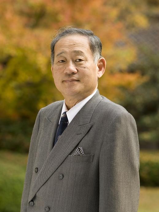 第18代総長に選出された八田英二教授(写真:同志社大学提供)