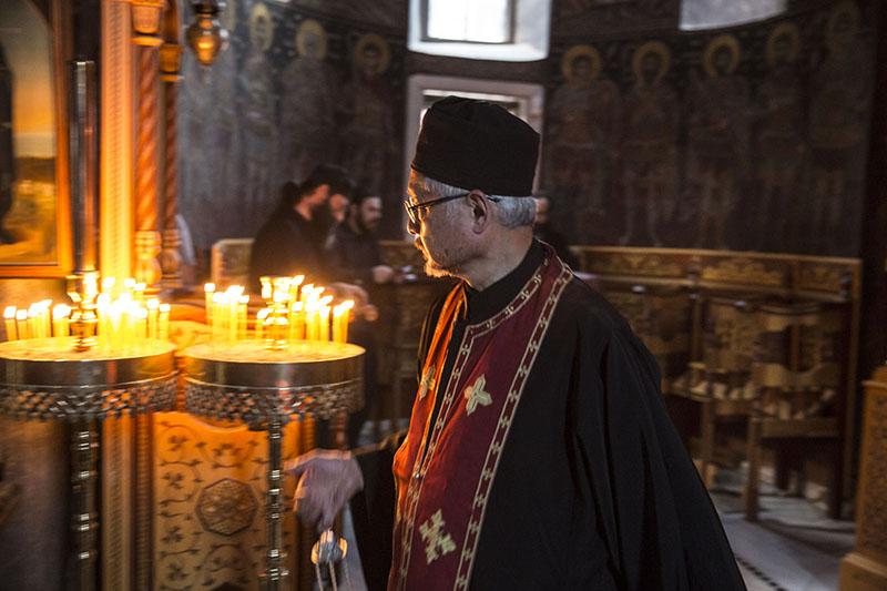聖山アトス巡礼紀行―アトスの修道士と祈り―(23)M司祭との再会〜午前3時の約束 中西裕人