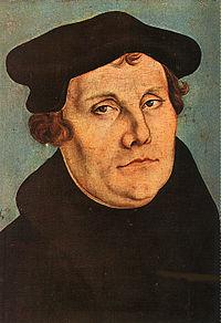 マルティン・ルター(1483~1546)