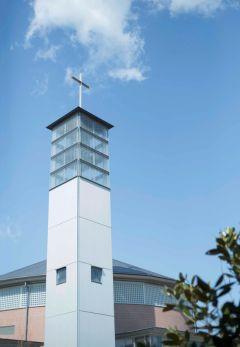 聖学院大学チャペル(写真:聖学院大学提供)