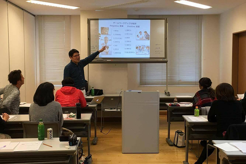 この人に聞く(28)「人を動かすのではなく、人を認める」 Family First Japan代表 小林宏繁さん