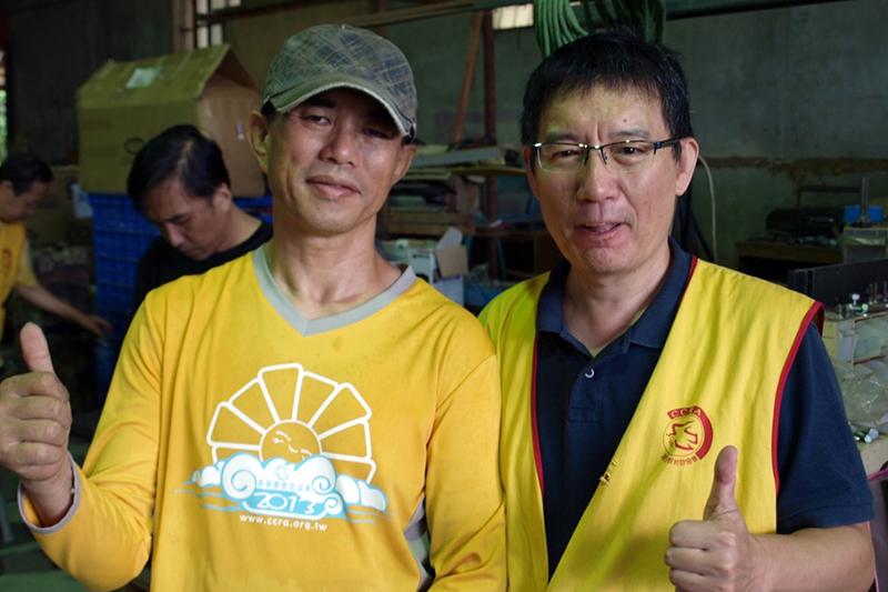 台湾・中華基督教救助協会(1)「教会が拠点となって家庭に届ける」フードバンクの取り組み