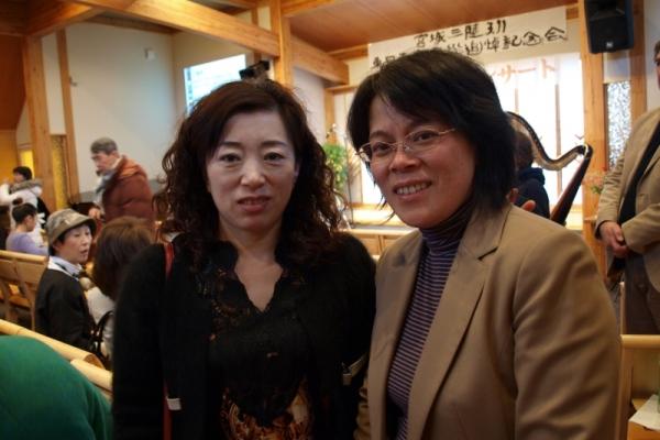 思い出す時も、ひとりではない 宮城三陸3・11東日本大震災追悼記念会 愛と希望のコンサート