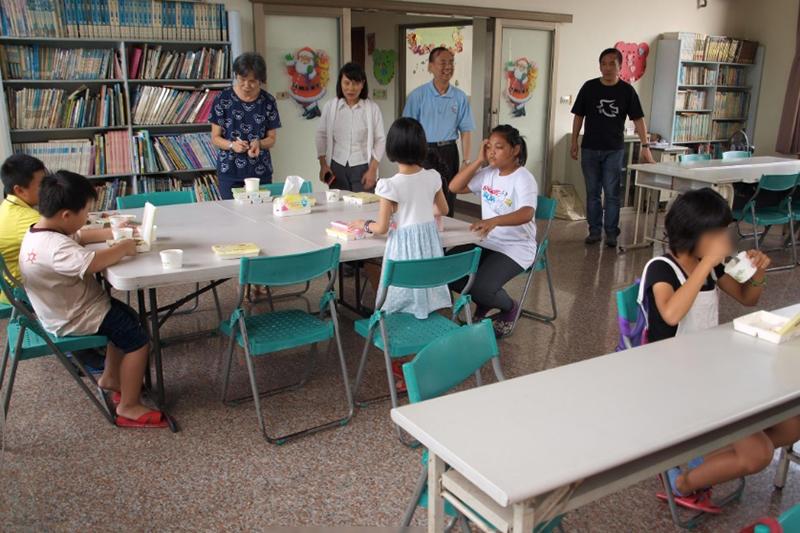 台湾・中華基督教救助協会(1)地元のニーズに教会が応えていく 教会が行う放課後の児童館