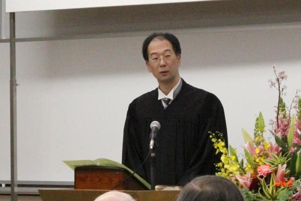 津田塾大、千駄ヶ谷に新校舎完成 竣工式に120人 定礎箱には聖書