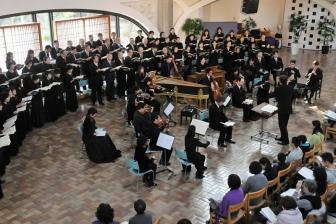 パブロ・エスカンデによる再構築版バッハ「マルコ受難曲」、レントに東京で初開催