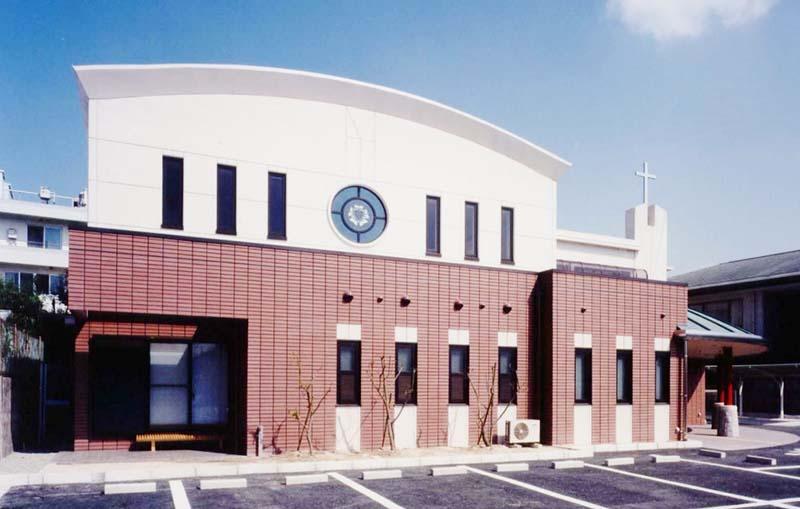 FINE ROAD(45)西村建築設計事務所シリーズ②日本福音ルーテル箱崎教会 西村晴通