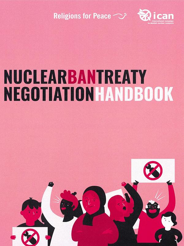 宗教者ら、NGOと合同で「核兵器禁止条約提言ハンドブック」作成 NYで発表