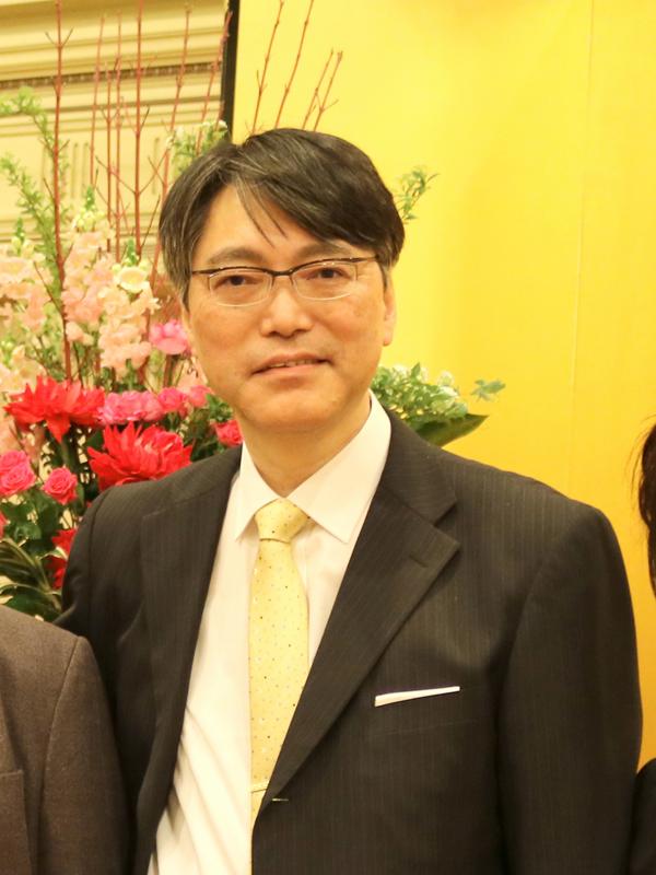 第14代総主事に就任した菅谷淳氏(写真:東京YMCA提供)