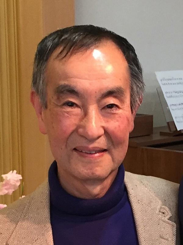 元シアトル日本人バプテスト教会牧師の崎山幸男氏