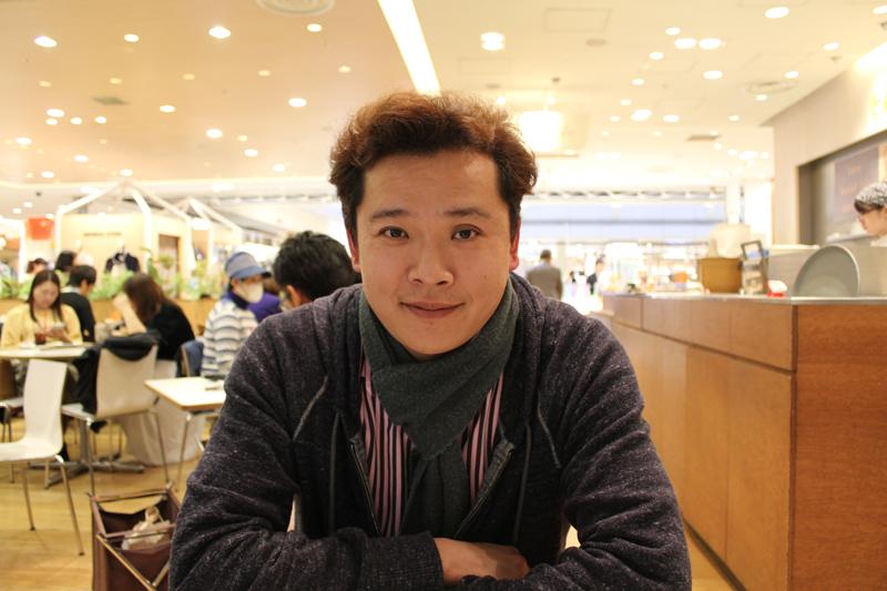 カウンターテナーで、ヨハネス・カントーレスの指揮者の青木洋也さん
