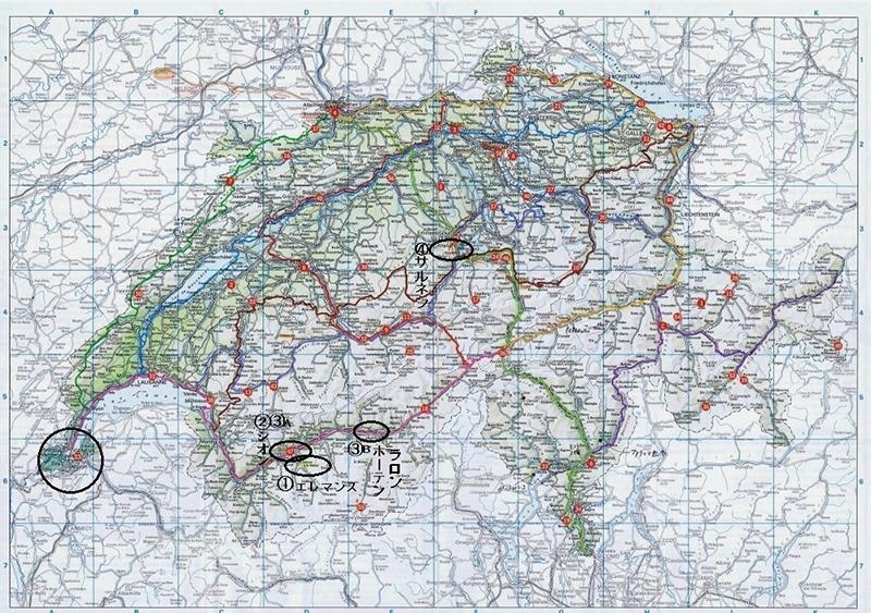 FINE ROAD―世界の教会堂を訪ねる旅(46)スイス1回目視察シリーズ④ 西村晴道