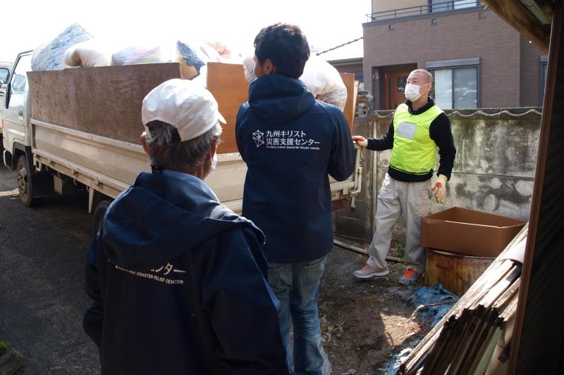 悲しみを通じて知った被災者への深い思い 九州キリスト災害支援センター 熊本ベースディレクター 中村陽志牧師