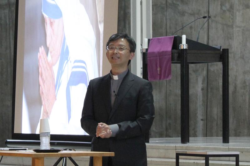 「愛されるためには、心を開けばいい」 片柳弘史神父による四旬節黙想会