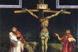 今日はキリストの十字架を覚える「聖金曜日」