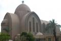 警備員8人が教皇に同行 エジプトのコプト正教会、厳戒態勢で復活祭