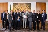 RLP、ラテンアメリカで史上初となる会合でブラジル大統領と外相が出席